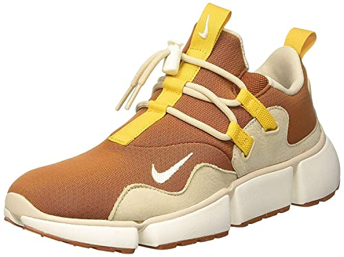 separation shoes 8e791 f6c82 Nike NikeLab Pocketknife DM Running Shoe, TawnySail-Mineral Gold, 9.5