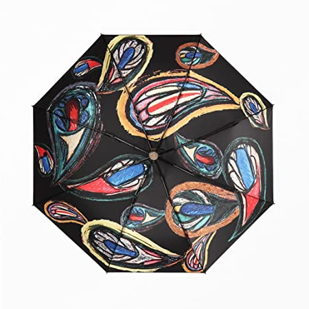 Sombrillas Paraguas Pintados a Mano Personalidad de la Moda ...