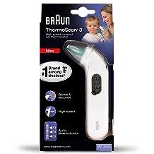 Braun Thermoscan 3  :  le meilleur de milieu de gamme