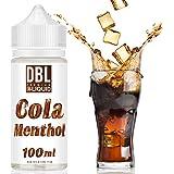 電子タバコ リキッド コーラ 大容量 アイスメンソール10ml付き 自作でブレンド可能 リアルフレーバー 独自製法 110ml DBL