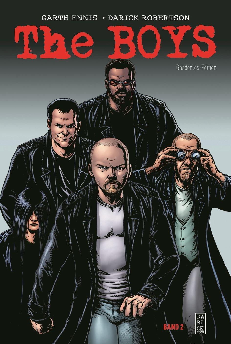 The Boys: Gnadenlos-Edition: Bd. 2