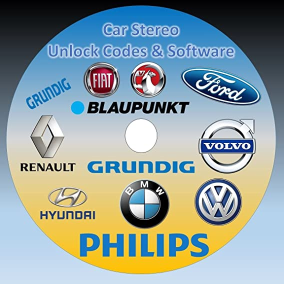 Car Stereo Unlock Code Software