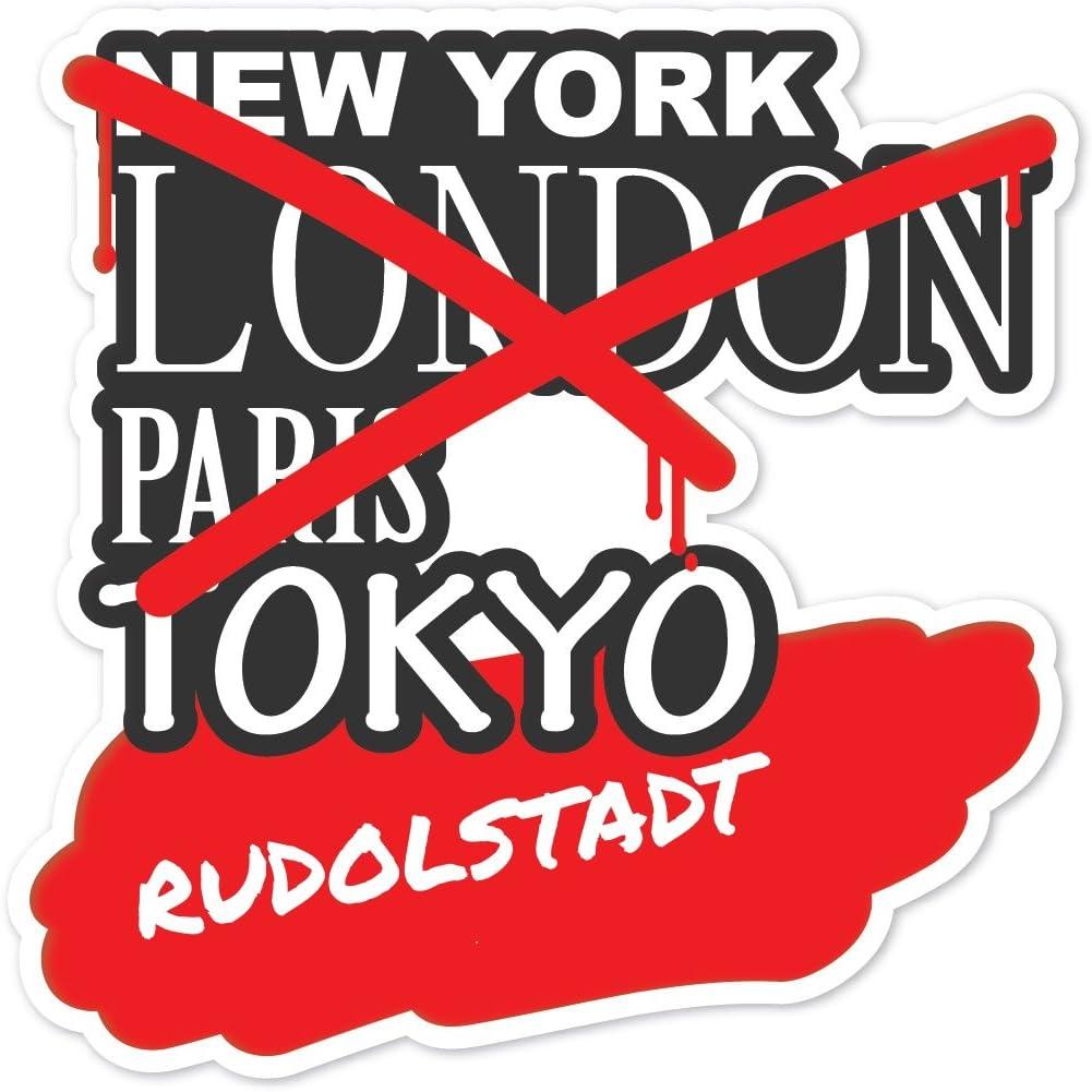 Tokyo JOllify Aufkleber RUDOLSTADT London Farbe: Design: New York Paris