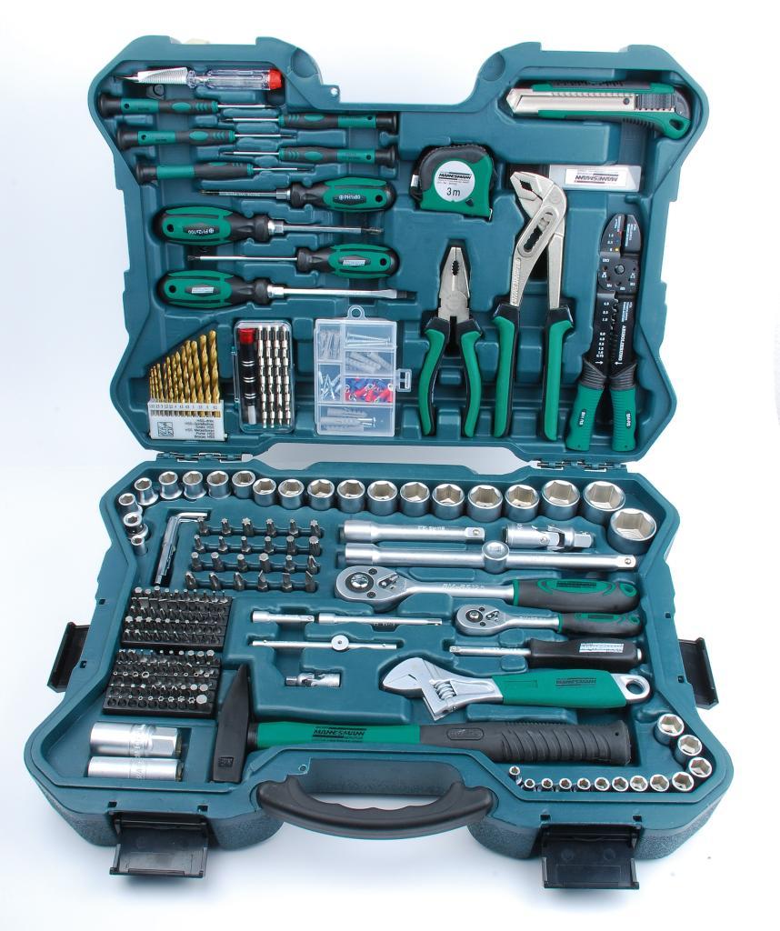 Mannesmann m29088 303 piezas juego de llaves de vaso y - Maleta de herramientas ...