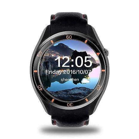 Cikuso I3 Reloj Inteligente Mtk6580 Android 5.1 Pulsera de Deporte Tarjeta Sim GPS 3G WiFi Google