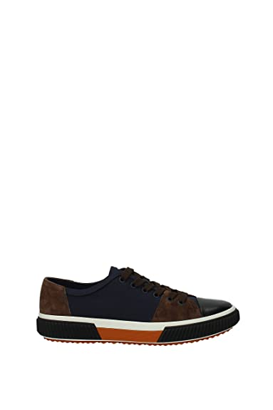 88c064ff49571 Prada Sneakers Herren Stoff (14E3058GABARDINESCAM) EU - china-express-sn.de