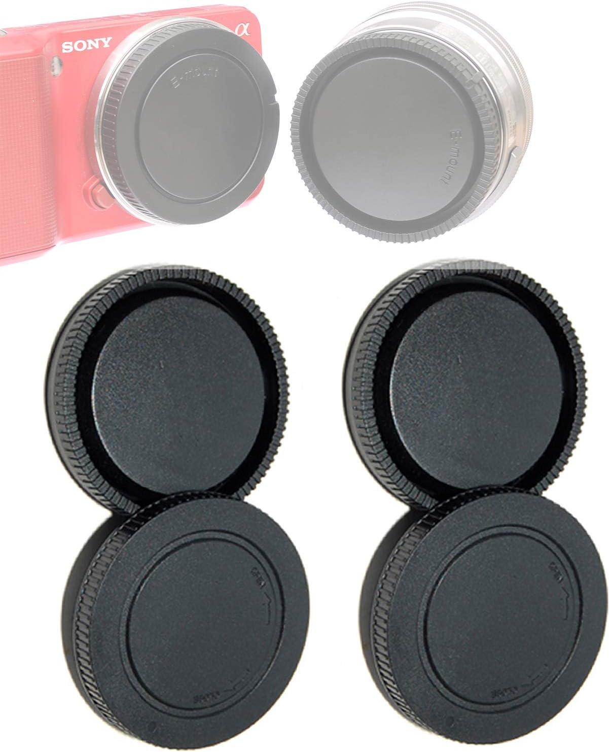 Sony NEX Housing Cover /& Lens Back Cover Housing Cap Body Cap