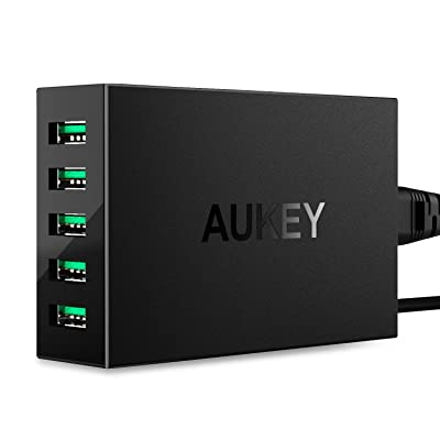 Aukey 50W 10A 5ポート USB急速充電器 PA-U33