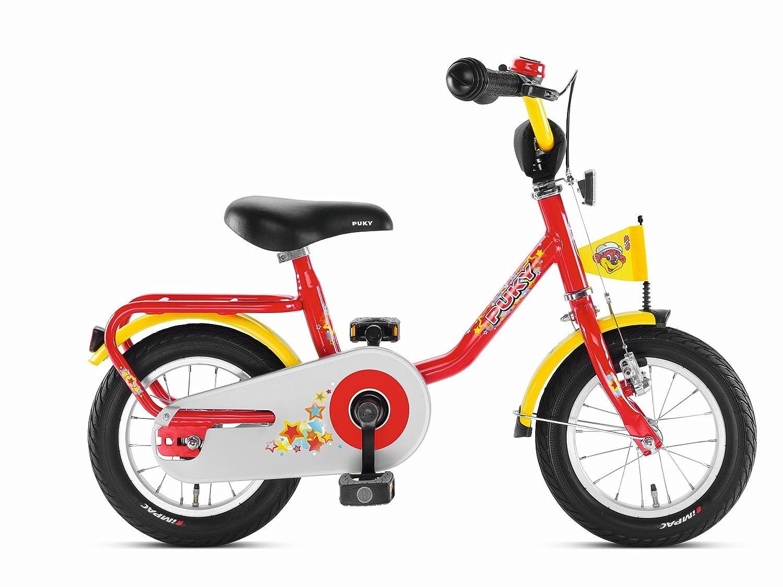 Puky子供Bikes 12インチ12インチ子供用自転車z2 B0002OGXUKレッド
