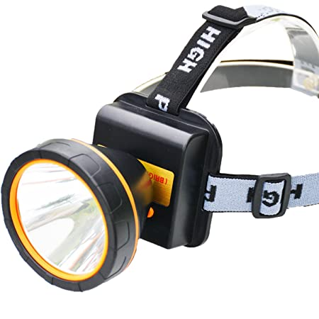 Review olidear LED Headlamp Torch