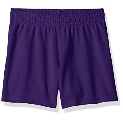 Augusta Sportswear Teen-Girls Wicking Mesh Short