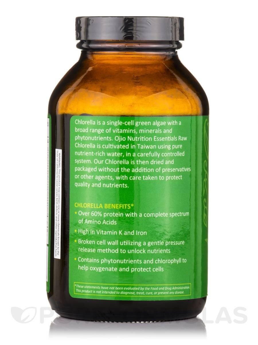Ojio Chlorella Powder 250g Gourmet Food Grocery Chlorophyll K Liquid