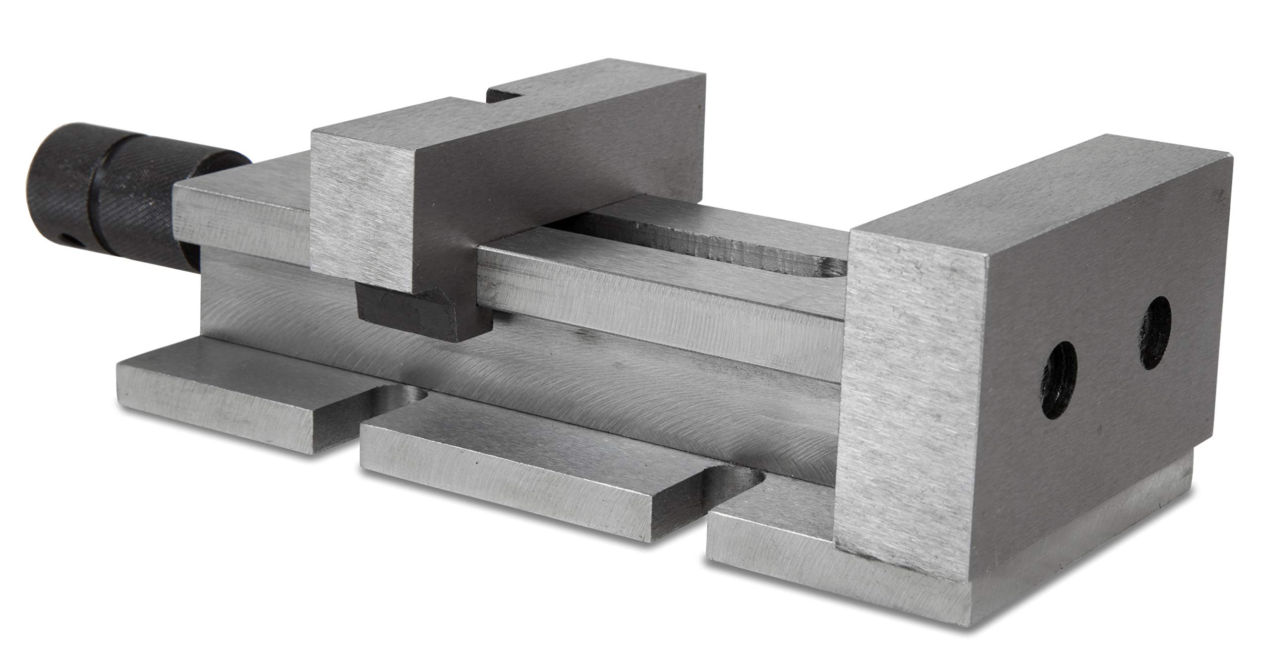 WEN 33124A 3.5-Inch Quick-Release Vise for Milling Machines, Drill Presses and Workbenches by WEN (Image #1)