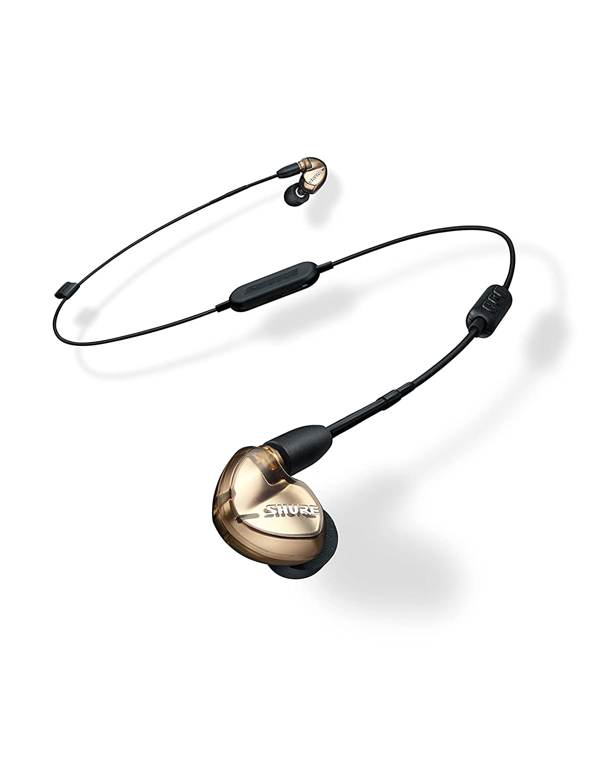 Shure SE535-V+BT1 Wireless Sound Isolating Earphones with