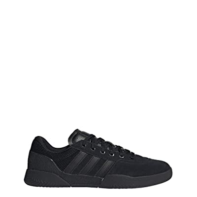 adidas City Cup Shoes Men's, Black, Size 10 | Skateboarding