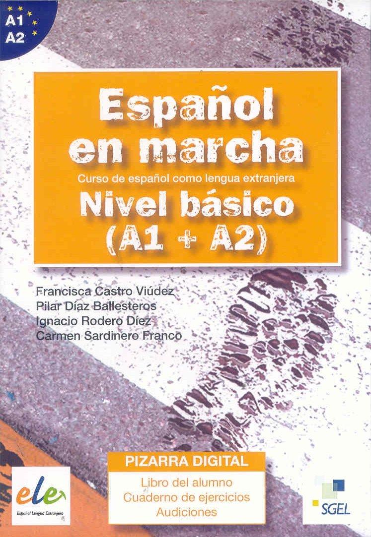 Español en marcha Básico pizarra digital: Amazon.es ...