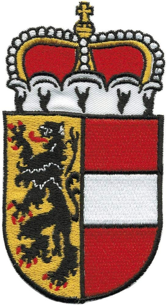 /Size approx /00469/ /Patches Stick Application Aufn/äher Crest/ 6/x 11/cm/ /Salzburg/