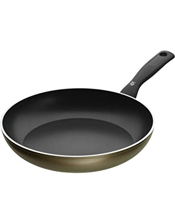 WMF 545284021 Permadur Element Sartén de Aluminio, Antiadherente, Apto para Todo Tipo de Cocinas