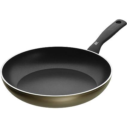 WMF 545284021 Permadur Element Sartén de Aluminio, Antiadherente, Apto para Todo Tipo de Cocinas Incluido Inducción, Exterior Resistente en Acero, 28 ...