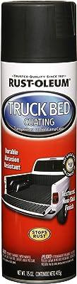 Rust-Oleum Truck bed coating