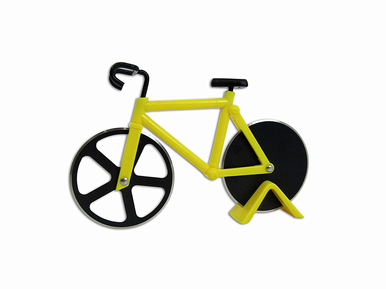 Compra Viscio Trading - Cortapizza con diseño de Bicicleta, Acero ...