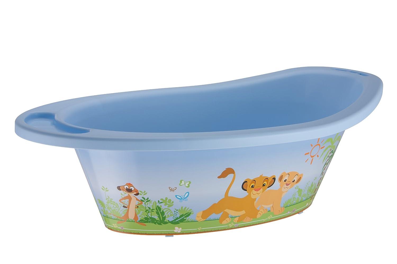 Amazon.com : Rotho Babydesign Style Bath Tub Lion King : Baby