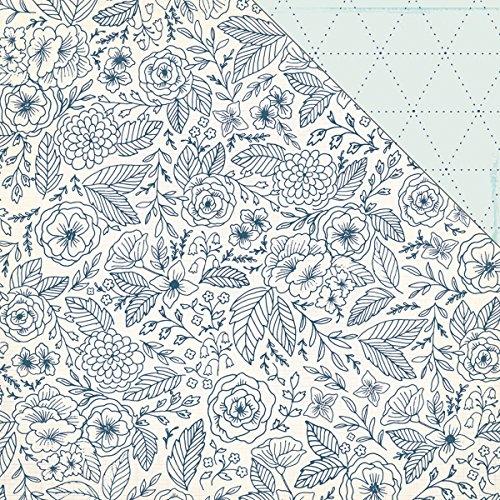 Provo Craft Cuttlebug Bundle Dies (2 X 6 Inch) 2 Per Package - Floral & Scroll ()