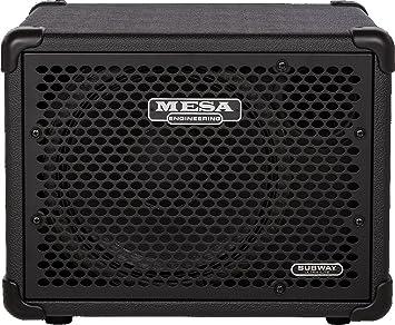 Mesa Boogie Subway S112 LCS-AMB – 1 x 12 Bass Cabinet