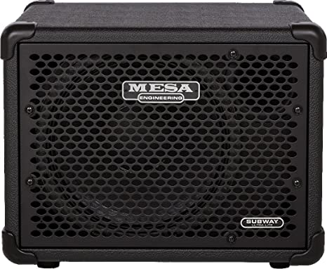 Mesa Boogie Subway S112 LCS-AMB - 1 x 12 Bass Cabinet: Amazon.es ...