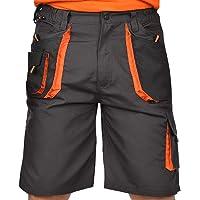 BWOLF Atlas - Pantalones cortos de trabajo para hombre, clásicos, reforzados con poliéster 600D, bolsillos…