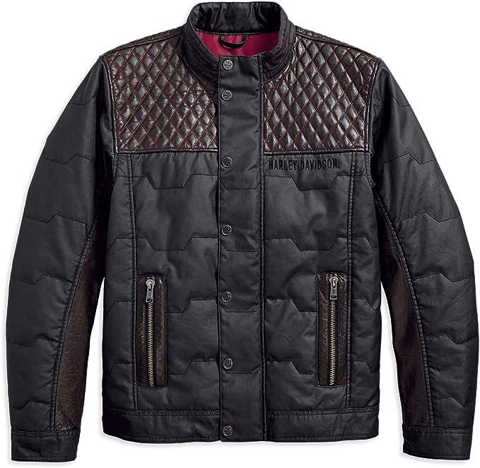 Harley-Davidson Mens Packable Insulated Jacket 97442-18VM
