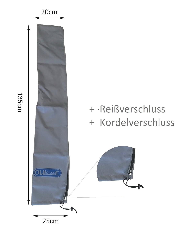 /Ø 200/cm//300/cm//400/cm Copertura protettiva per Parasole