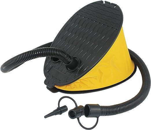 amarillostone 3 litre footpump -,3 litres amarillo