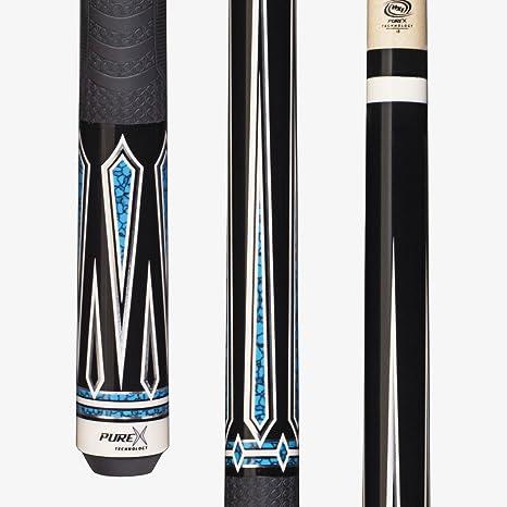 Purex hxt62 Midnight Negro con tecnología de Color Turquesa y ...