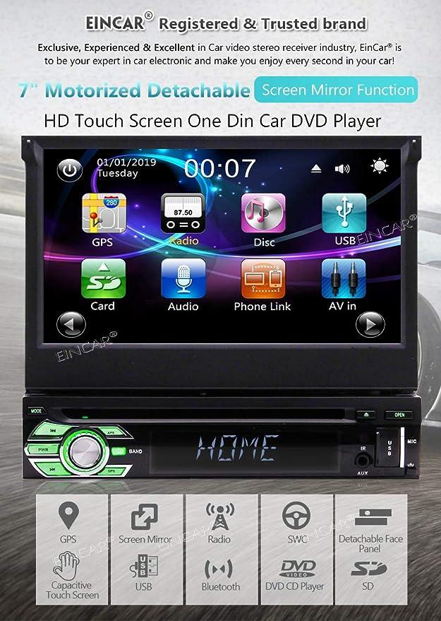 1din Autoradio Gps Stereo Navigationssystem 7inch Auto Elektronik