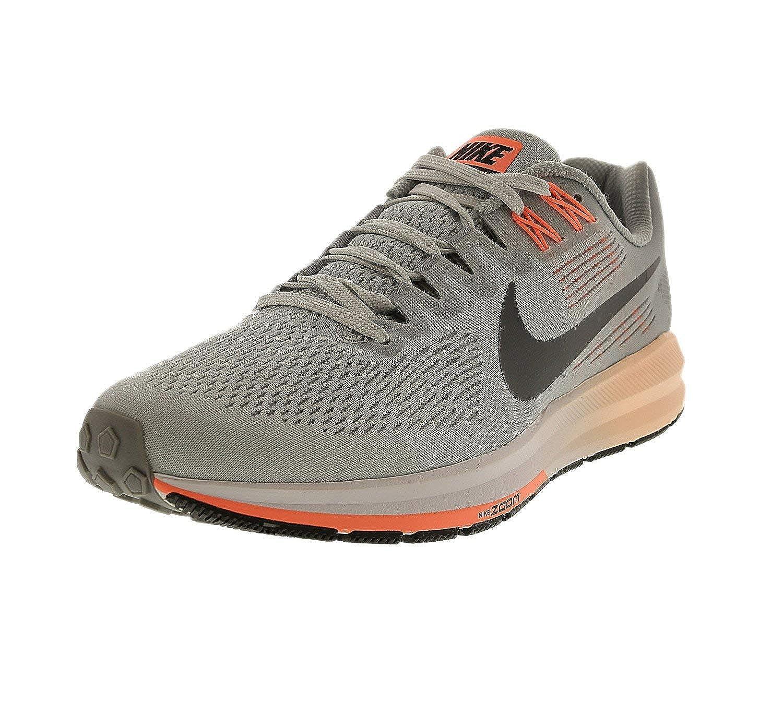 Wolf gris Dark gris-pure Platinum Nike Nike Nike W Air Zoom Structure 21, Chaussures de FonctionneHommest Femme dd5