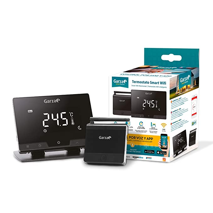 Garza 401267 Smarthome Termostato Smart Wifi Inteligente para ...