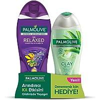 Palmolive Aroma Sensations So Relaxed Aromatik Duş Jeli 500 ml + Clay Duş Jeli Detox 250 ml
