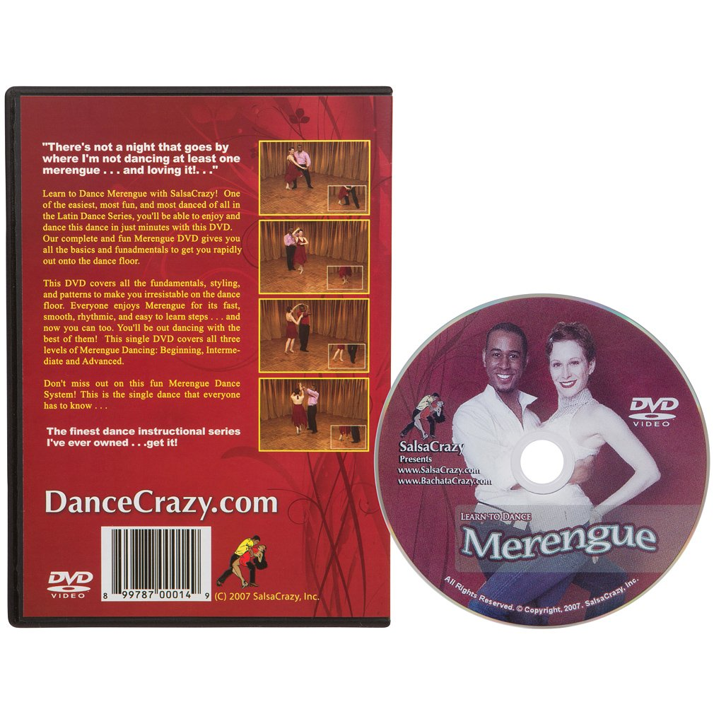 How To Be Single Amazon: Merengue Dance Lessons Learn To Dance  Merengue, Beginning & Intermediate Latin Dancing: