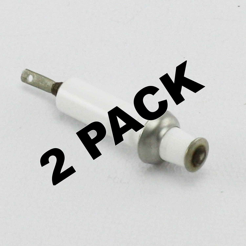 Seneca River Trading 2 Pk, Oven Top Burner Ignitor Spark for Bosch, AP2838563, 00189324