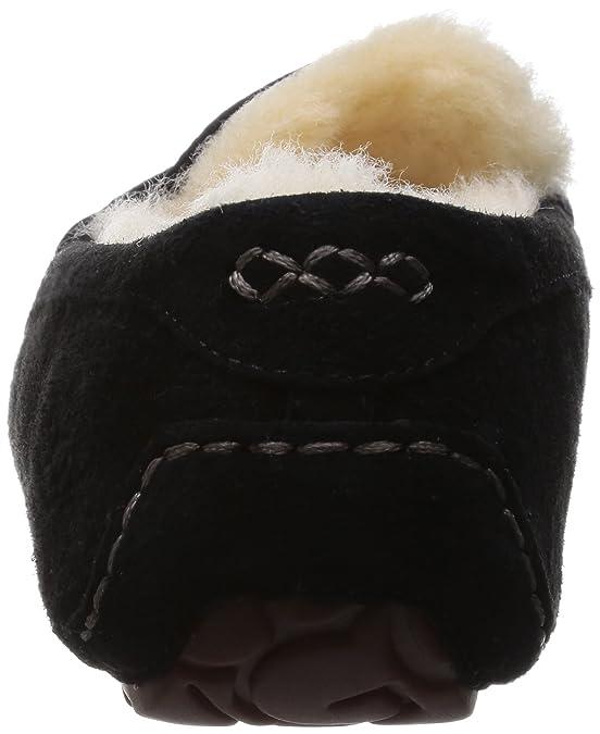 UGG Ws Ansley 3312 - Zapatillas de casa para mujer, Black, 38: Ugg: Amazon.es: Zapatos y complementos