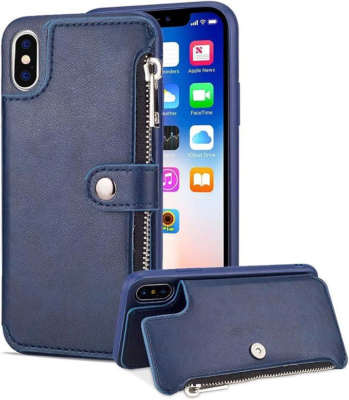 Amazon.com: Muntonski I Xr Wallet Case Compatible with