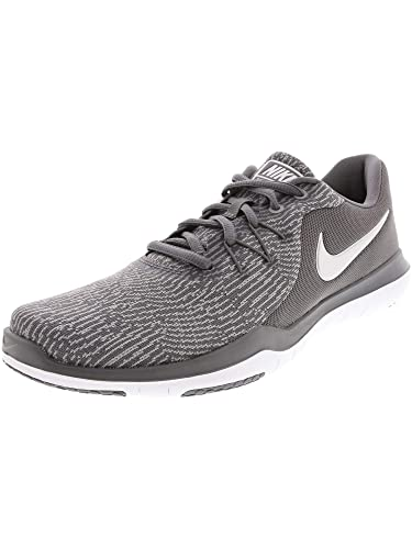 brand new 005f3 092ee Nike Womens WMNS Flex Supreme TR 6 Gunsmoke White Atmosphere Grey Size 5.5