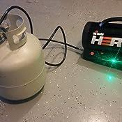 Amazon Com Mr Heater Hero 35000btu Cordless Propane