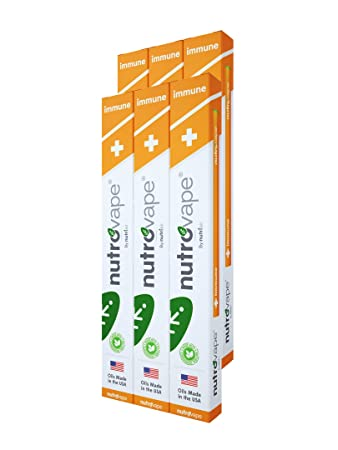 Nutrovape Immune | Immune Inhaler - Help your immune system defend against sickness with Echniacea,