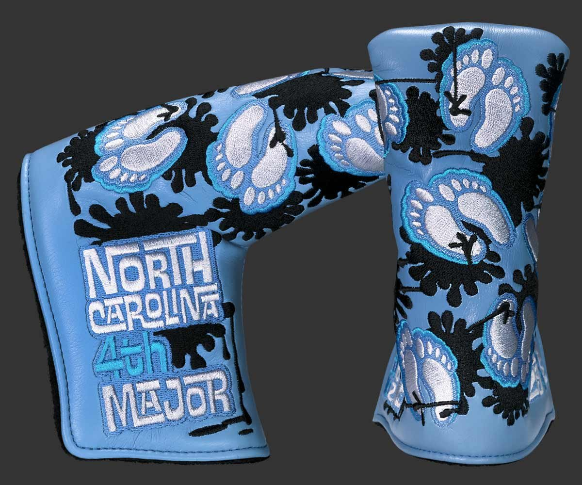 Scotty Cameron 2017 PGA Championship ''Tar Heels'' Limited Edition Putter HeadCover by Scotty Cameron (Image #1)