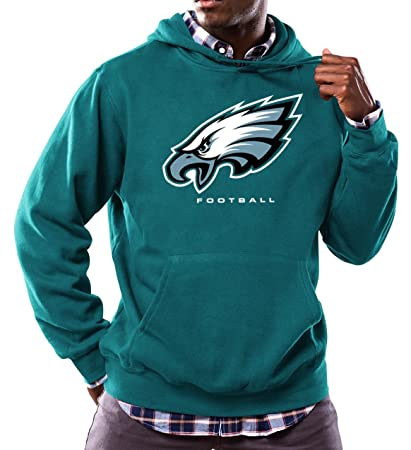 Image Unavailable. Image not available for. Color  Philadelphia Eagles  Majestic  quot Critical Victory 3 quot  Men s Hooded Sweatshirt a144d4679
