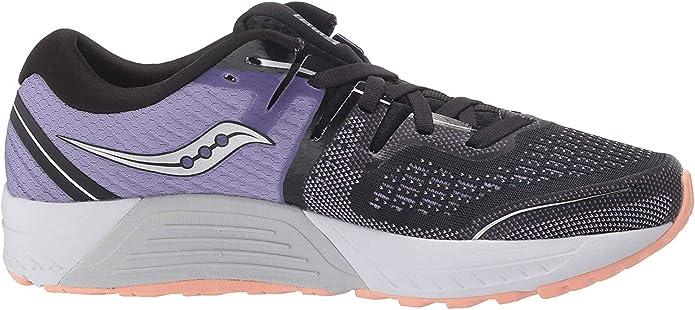 Saucony Guide ISO 2, Zapatillas de Running para Mujer: Amazon ...