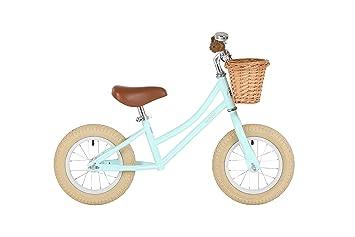 Bobbin Bicicleta sin Pedales para niños Gingersnap (Verde): Amazon ...