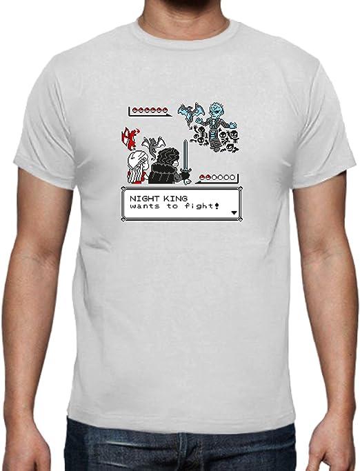 The Fan Tee Camiseta de Hombre Juego de Tronos Tyrion Daenerys Dragon Cuervo: Amazon.es: Ropa y accesorios